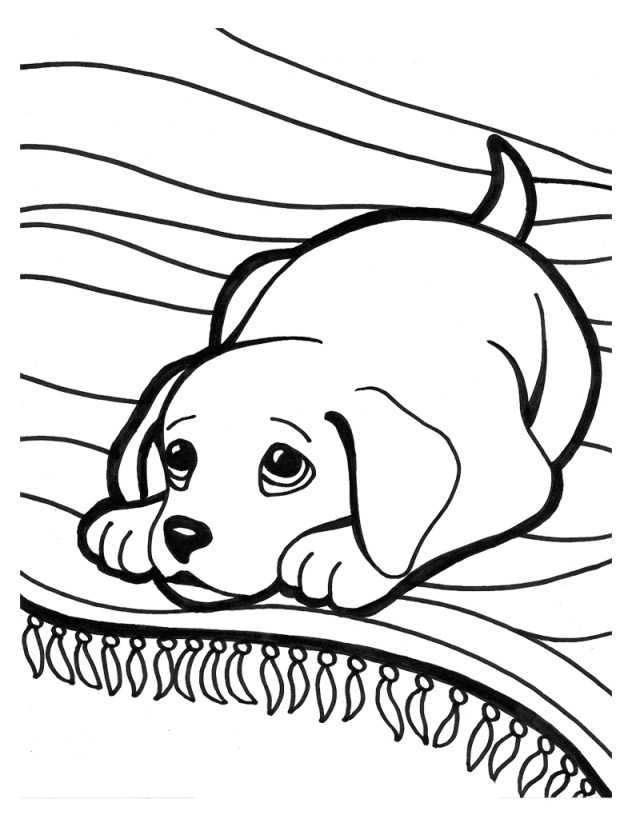 Puppy Coloring Pages Puppy Coloring Pages Best Coloring Pages For Kids