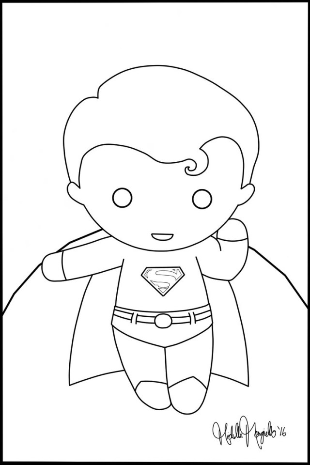 Superman Coloring Page Superman Colouring Picture With Pictures Coloring Pages Also Book