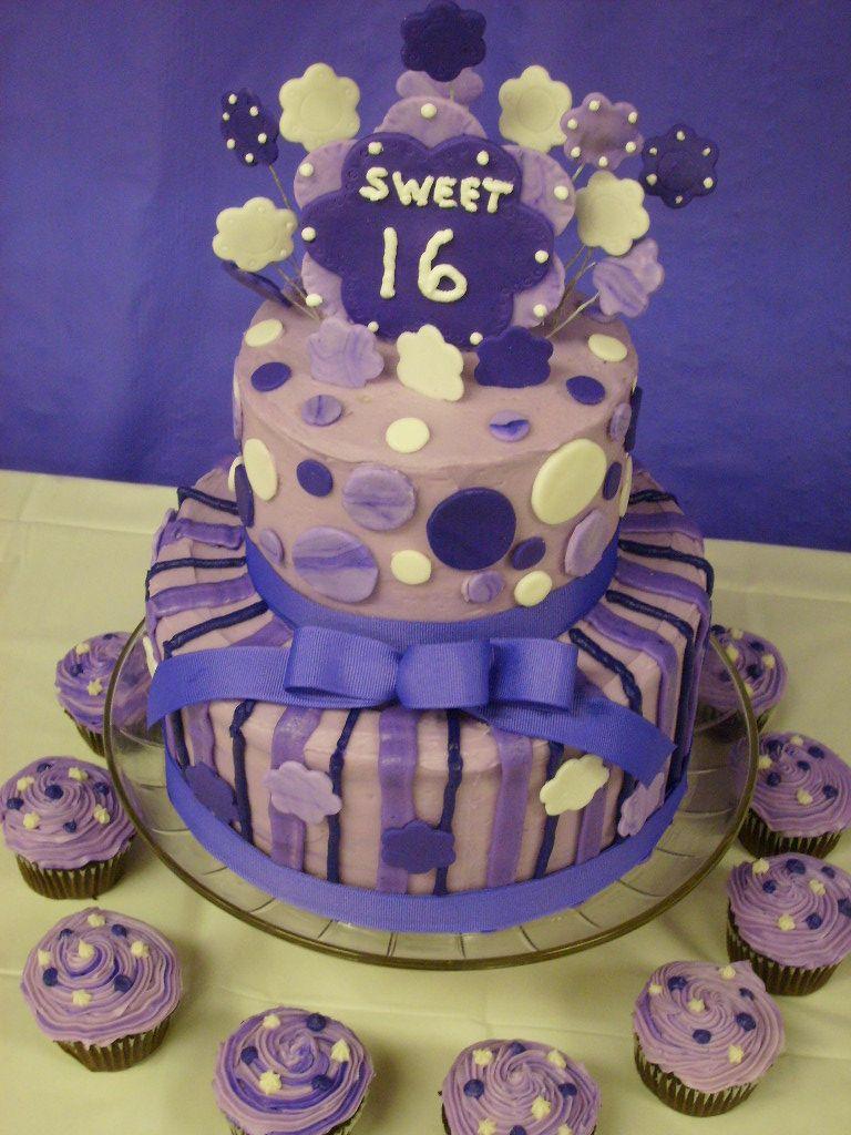 Sweet 16 Birthday Cake Ideas Sixteen Cakes In 2018 Pinterest