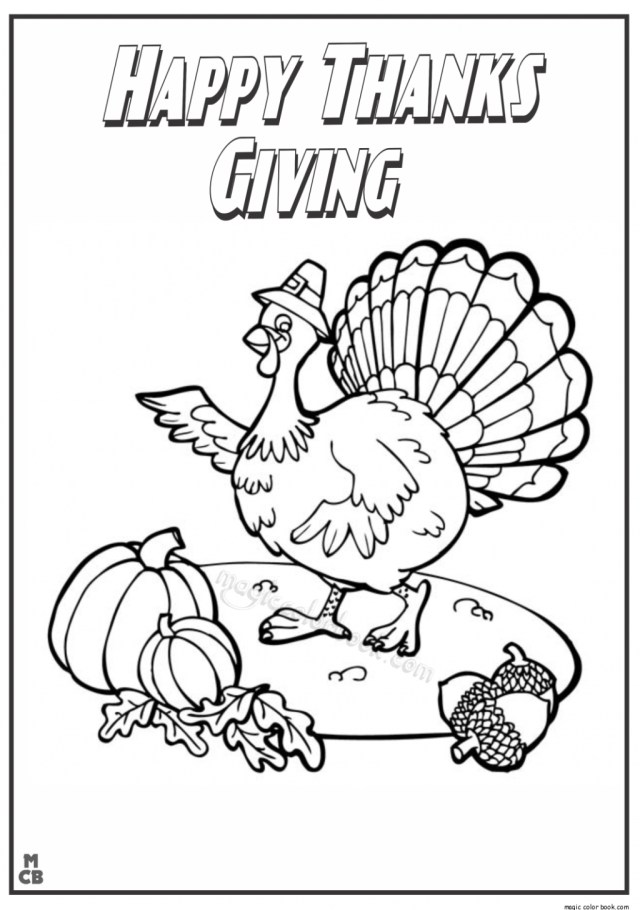 Thanksgiving Color Pages Coloring Page Thanksgiving Coloring Pages Page Thanksgiving