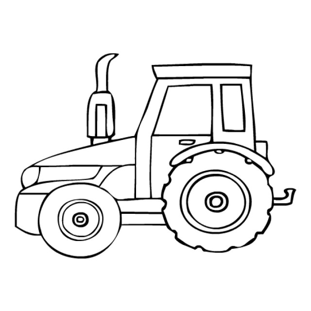 Tractor Coloring Pages Tractors Coloring Pages 6 I For Fresh Free Printable Tractor Kids