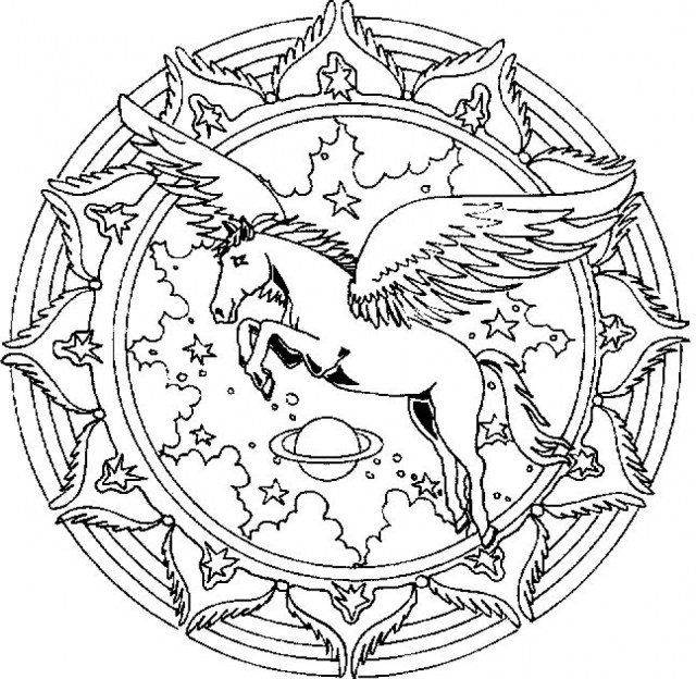 Unicorn Coloring Pages For Adults Unicorn Coloring Pages For Kids Get This Free Printable Adults Vt739