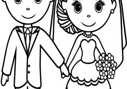 Wedding Coloring Pages Coloring Pages Kidsing Pages For Wedding Receptions Book Free To