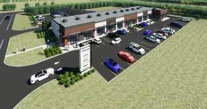 Entity Developments Stony Plain Retail A