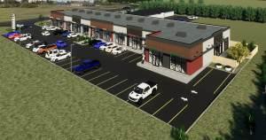 Entity Developments Stony Plain Retail C