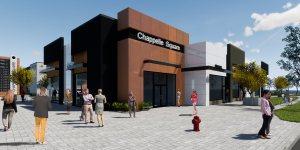 Entity Developments Chappelle Square Building C