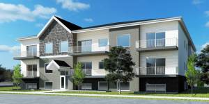 Entity Developments Belvedere Apartments