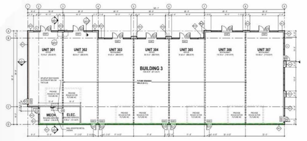 Entity Developments Ewing Plaza West Building a