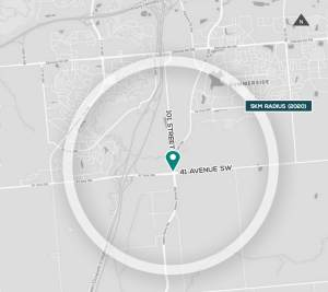 Entity Developments Ewing Plaza West Demographics