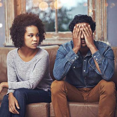 Dismissing your partner's opinion