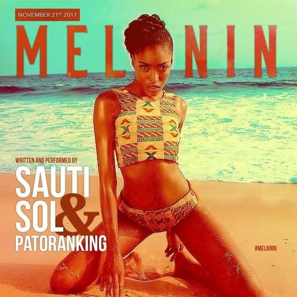 Sauti Sol Melanin Artwork