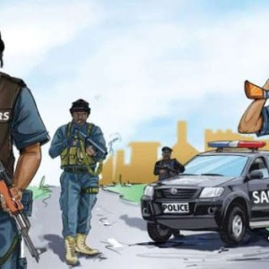 Announced By The Police New Measures To Reform SARS