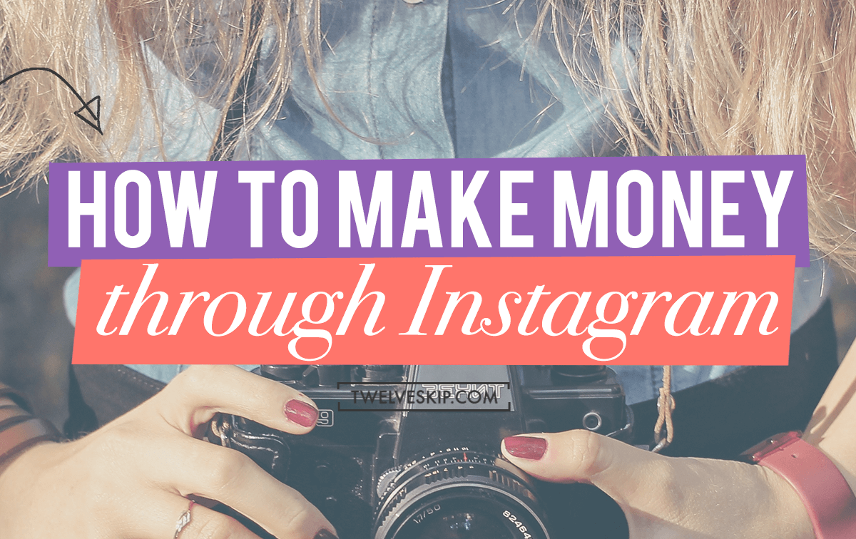 How To Make Money Via Instagram