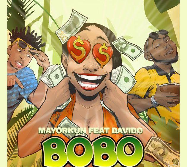 MUSIC : Mayorkun ft. Davido – Bobo