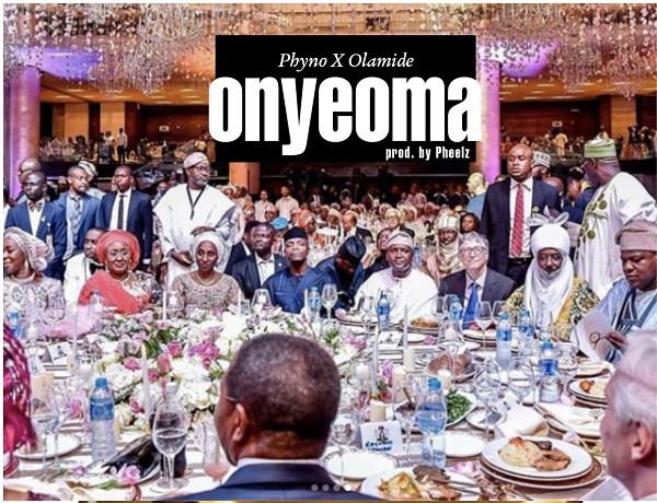 MUSIC : Phyno & Olamide – Onyeoma