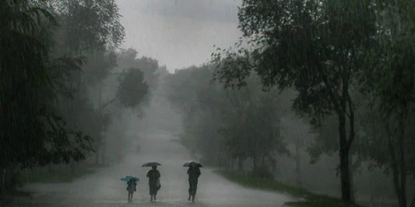 Get your umbrellas ready as NiMet predicts rain, thunderstorm across Nigeria on Sunday, May 6