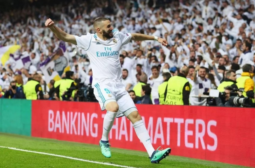 Real Madrid narrowly qualify into the Champions League final