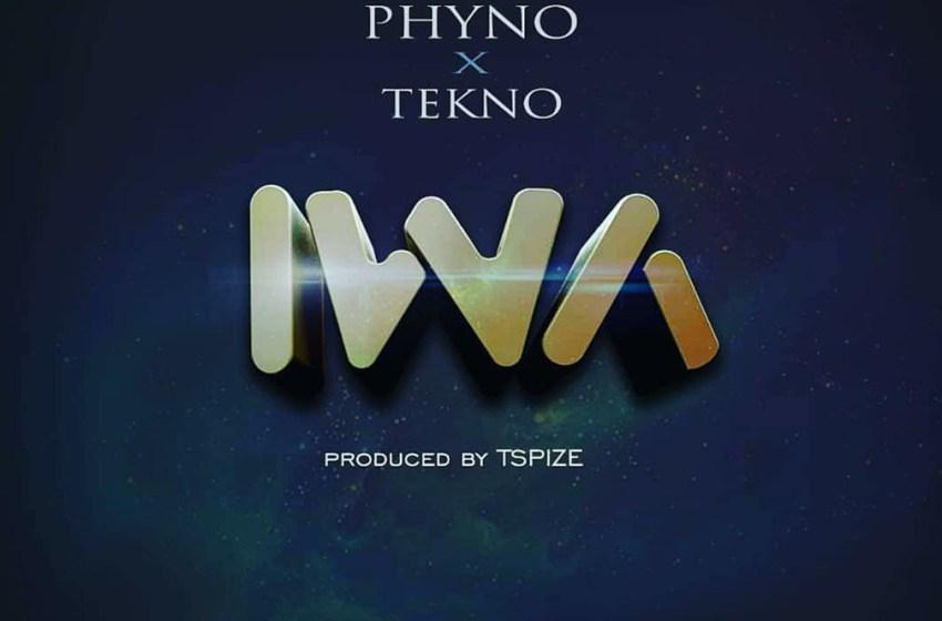 JAM : Phyno x Tekno – Iwa