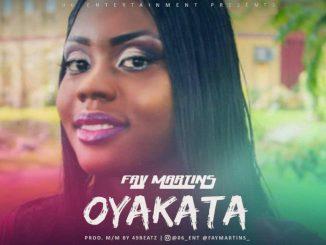 Fay Martins - Oyakata