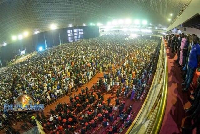 Largest church auditorium in the world located in Abuja, Nigeria
