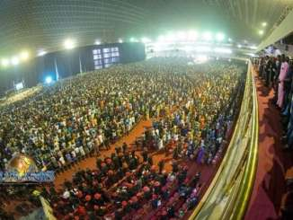Largest church auditorium in the world located in Abuja, Nigeria