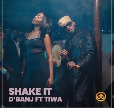 JAM : DBanj ft. Tiwa Savage – Shake It