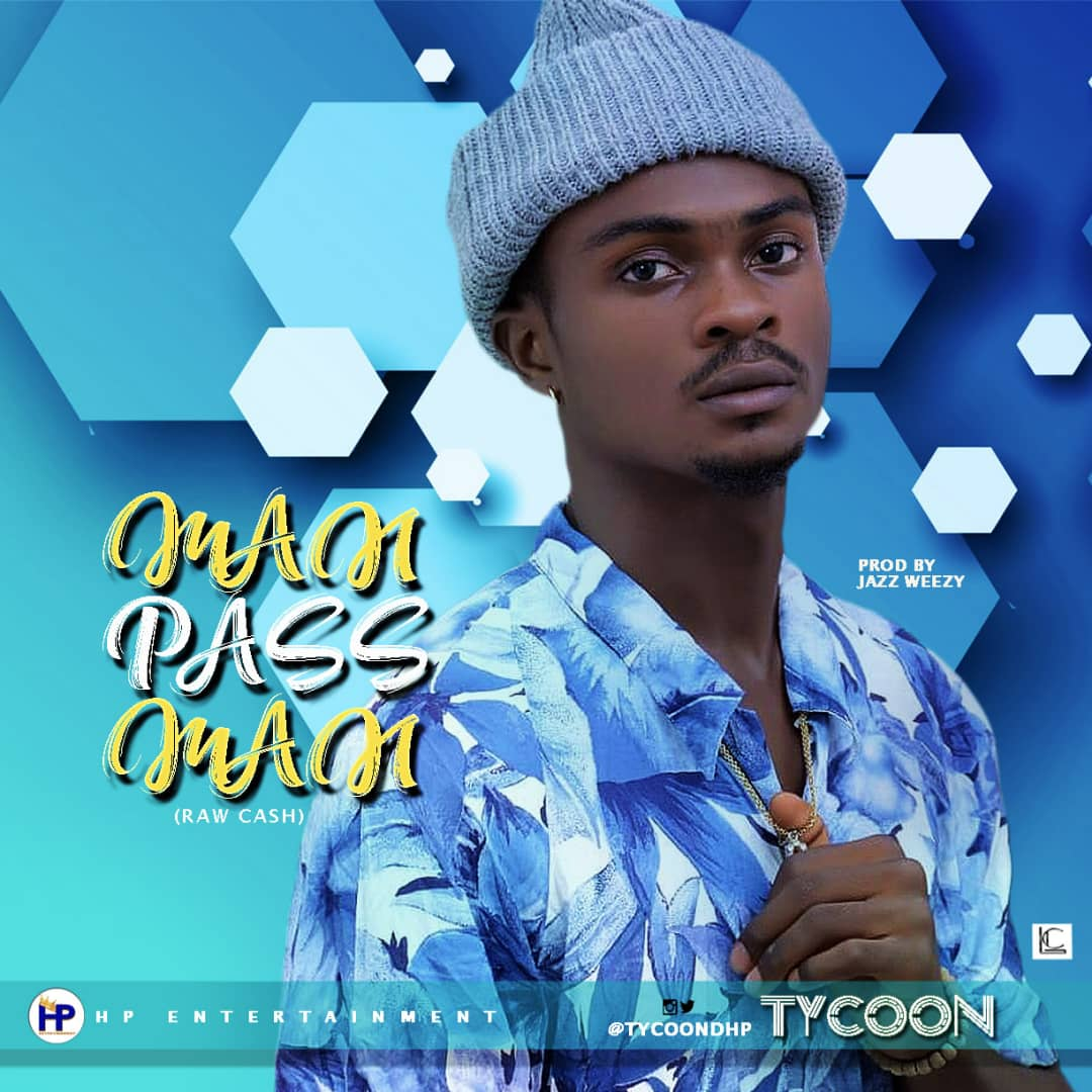 JAM : Tycoon - Man Pass Man (RAW CASH)