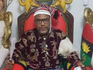 Jubril the fake Nigeria President