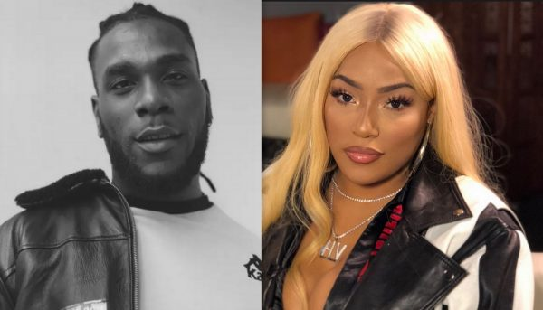 [VIDEO] Burna Boy Shows Off Valentine Gift From His Boo, Stefflon Don