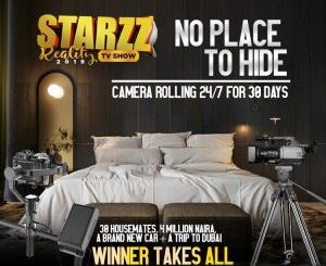 Starzz Reality Tv Housemates 2019