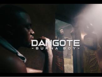 [VIDEO] Burna Boy – Dangote