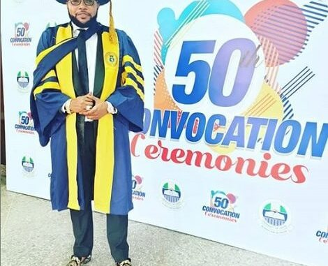 UNILAG Denies Awarding A Doctorate Degree To E-Money