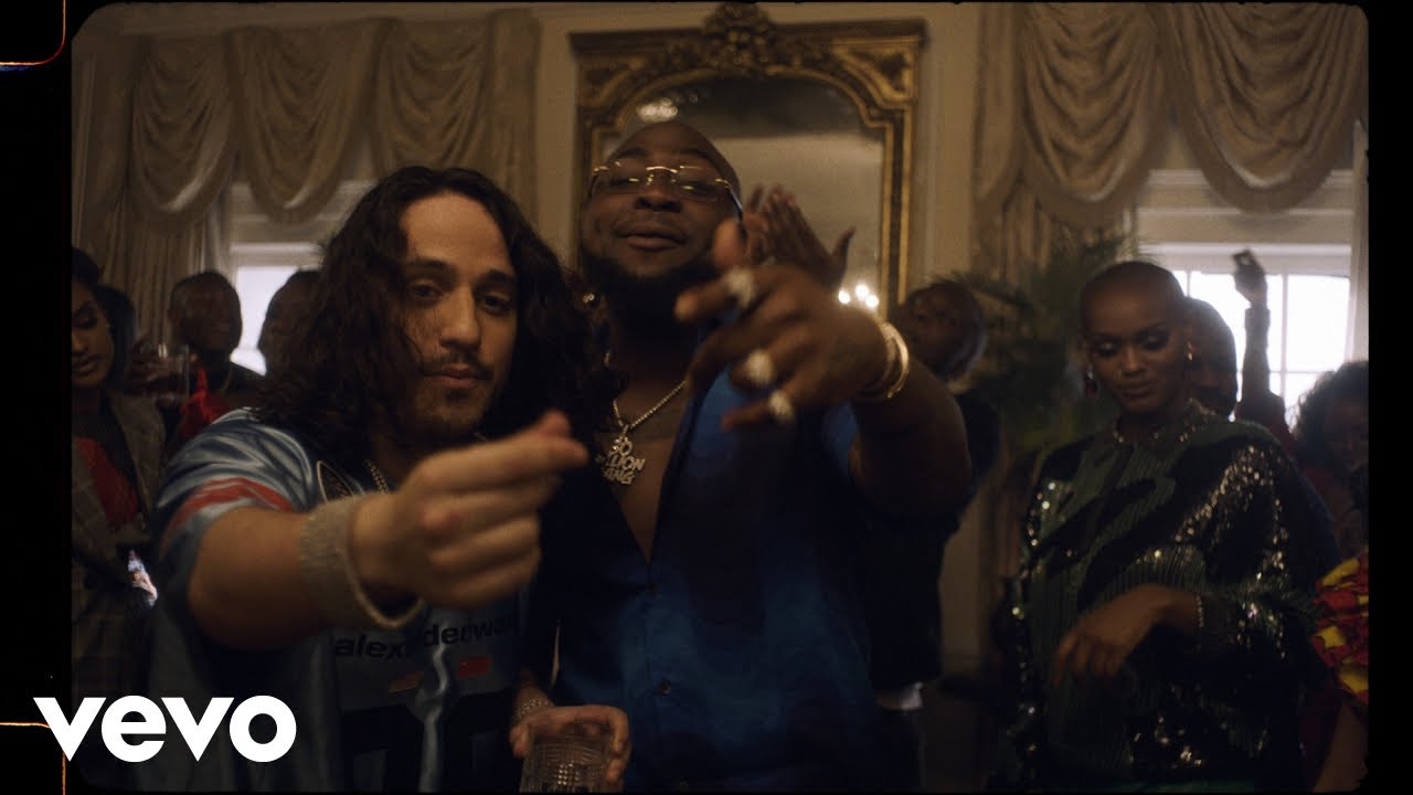 [AUDIO+VIDEO] Davido x Russ – All I Want