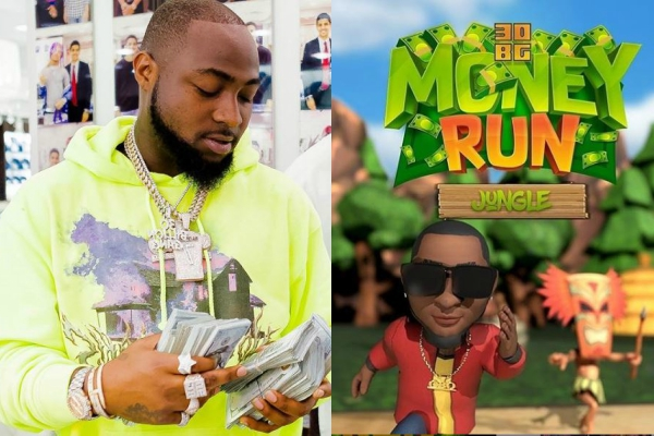 DOWNLOAD : Davido's Game – 30BG Money Run [And win Real Money]