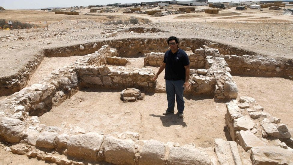 Mosque built 1,200 years ago found in Israel birthplace of Jesus (photos)