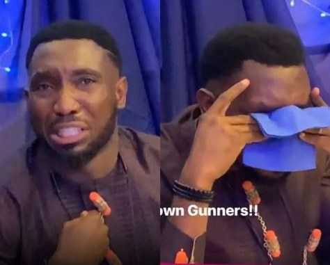 Timi Dakolo leaves home - He has been nowhere to be found for days now