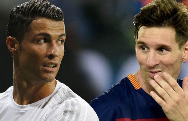 Ronaldo– 'I deserve more Ballon d'Or Awards than Messi'