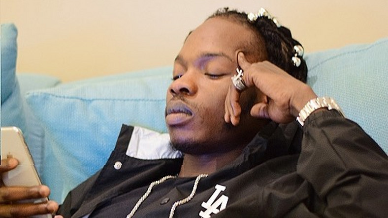 Naira Marley's Twitter account hacked