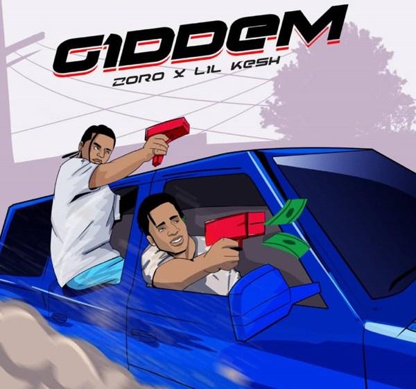 DOWNLOAD : Zoro ft Lil Kesh – Giddem [MP3]