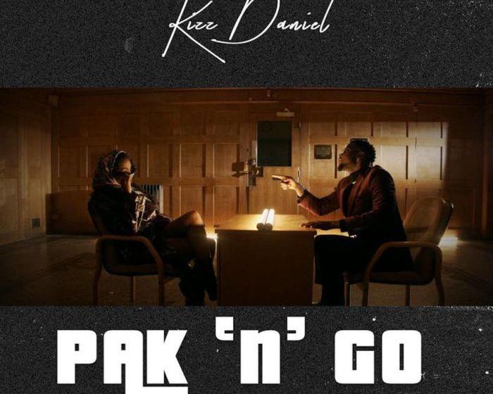 [Video]:Kizz Daniel – Pak N Go