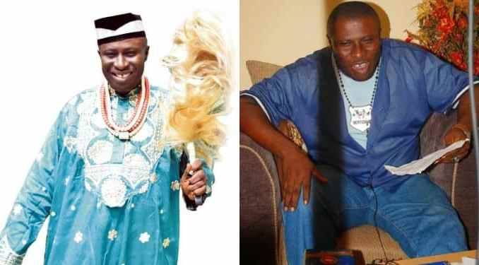 Popular Nollywood Actor and Director Theodore Anyanji is Dead
