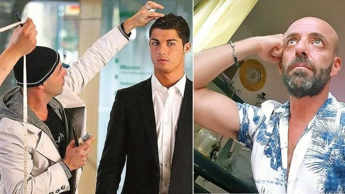 Christiano Ronaldo hair stylist stabbed to death