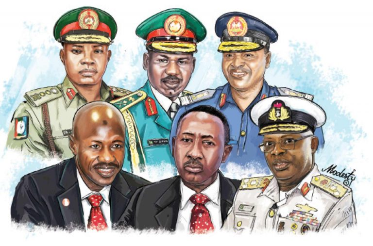 Appointments: Buhari Silent Over Monguno, Service Chiefs, Others