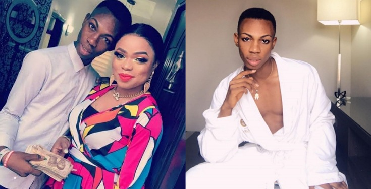 My Auntie Bobrisky blocked me – James Brown reveals [Full Gist]