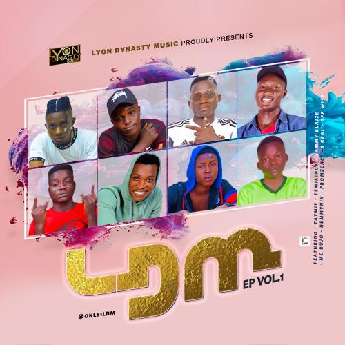 Lyon dynasty music – LDM EP Vol 1