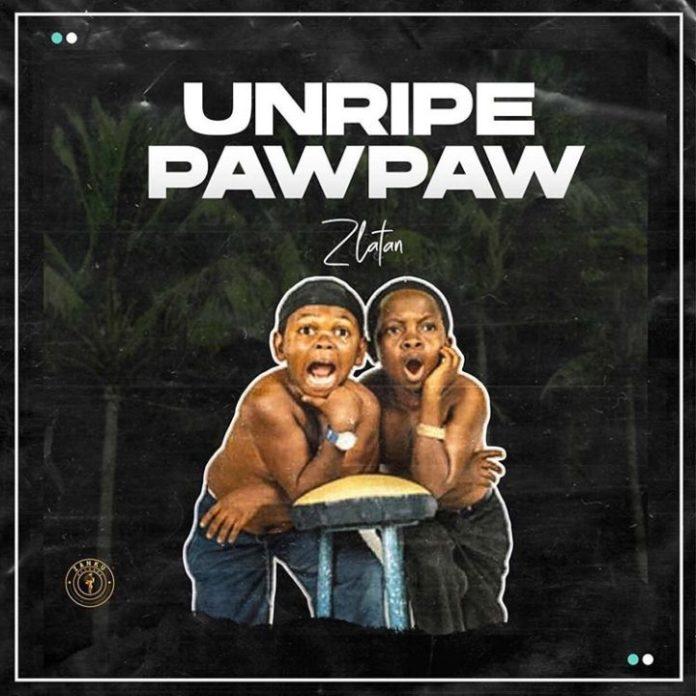 Zlatan Ibile – Unripe Pawpaw