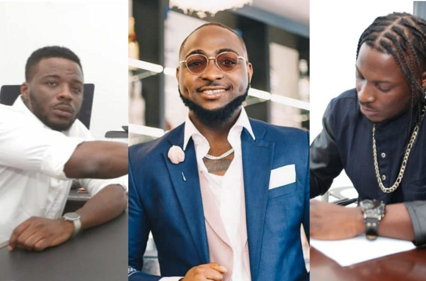 Peruzzi and Davido called out over breaching of contract [FULL GIST]