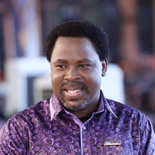 Nigerians blast Prophet TB Joshua for failed Prophecy On Coronavirus
