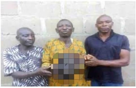 Meet Cemetery Staff that sell Human Skull To Herbalist For N10k