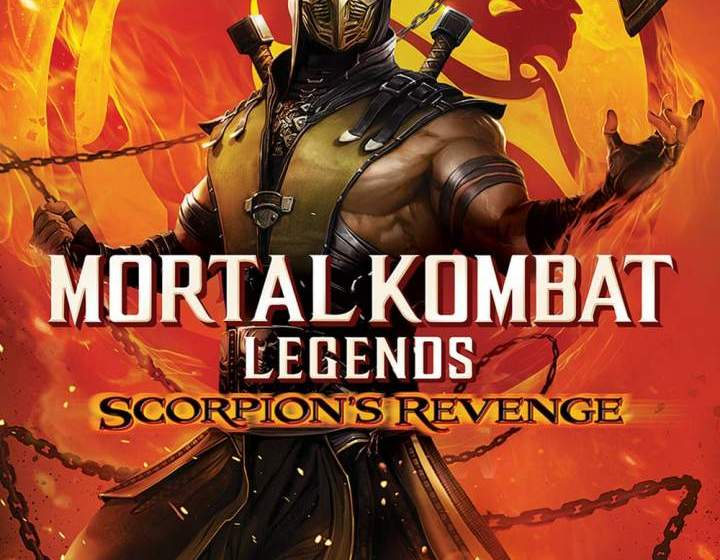 MOVIE : Mortal Kombat Legends – Scorpion's Revenge (2020)